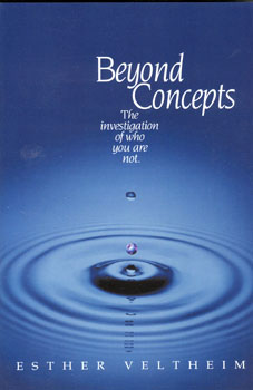 Beyond Concepts - The Investigation of Who You Are Not